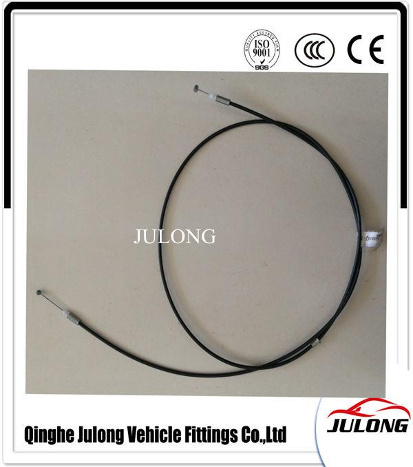 Toyota corolla bonnet cable short