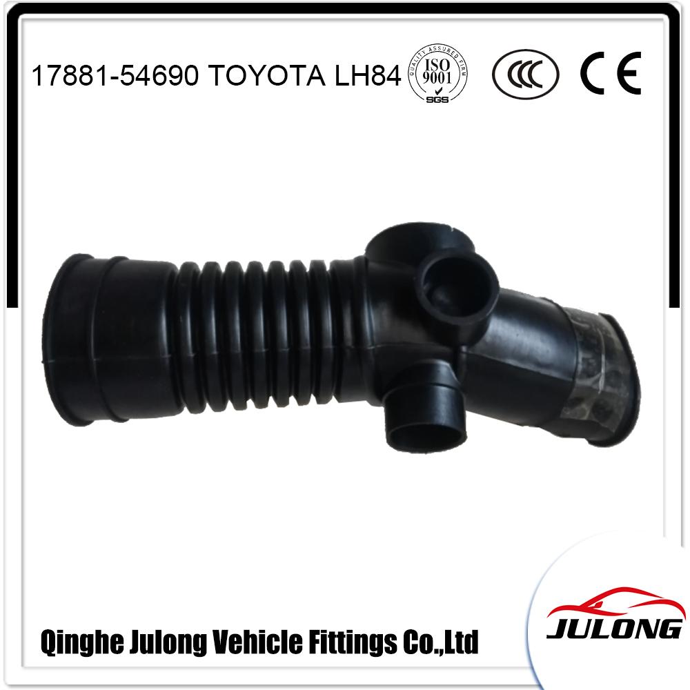 air intake hose 17881-54690 TOYOTA LH84
