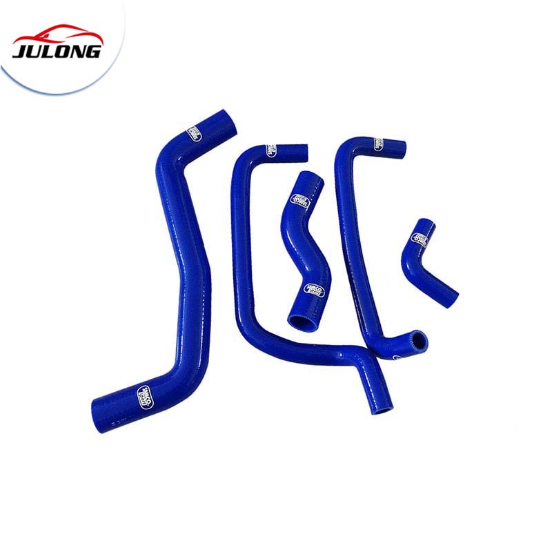 Silicone radiator hose for toyota corolla AE100