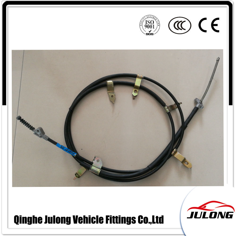 TOYOTA RH QUANTAM LWB parking brake cable