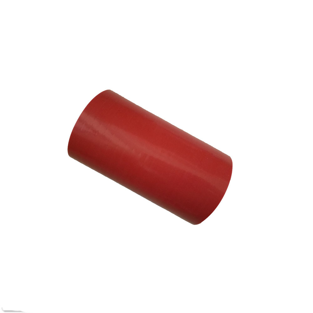 """1.5/"""" Silicone straight connector hose Turbo Red"""