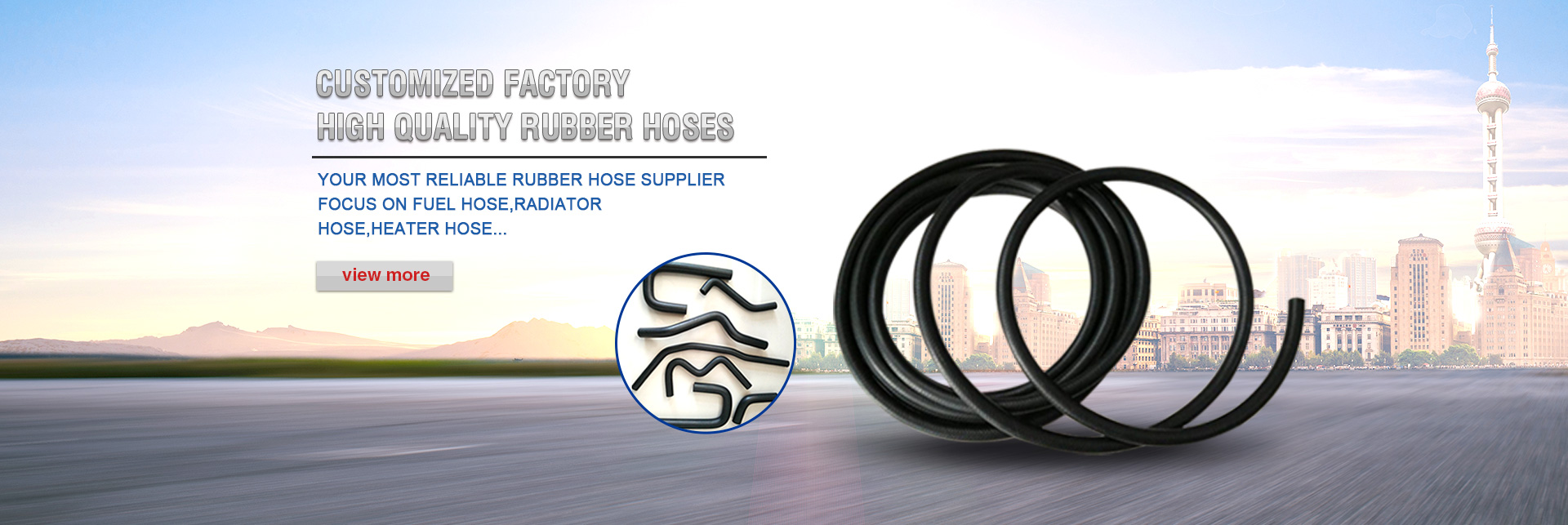 High Quality Rubber Hoses